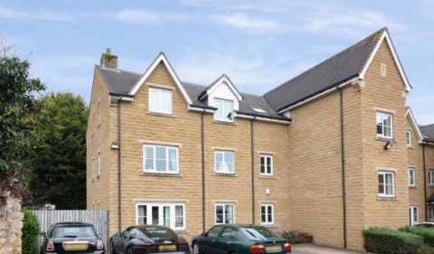 Flat 8, Farriers Court, Wetherby, Leeds, LS22 6AE