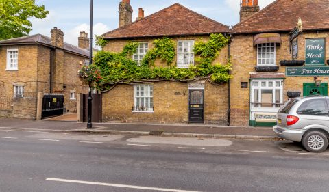 Wistaria Cottage, The Broadway,  Laleham STAINES-UPON-THAMES, TW18 1SB