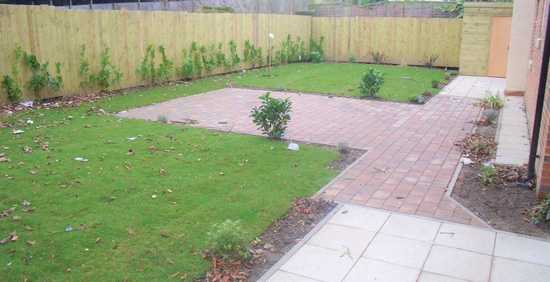 communial garden