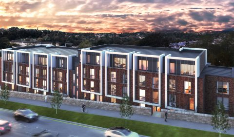 Northgate House, Apartment B102, Stonegate Road  Meanwood  Leeds  LS6 4HZ